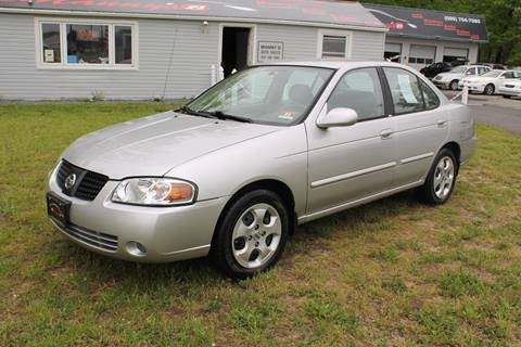 2006 Nissan Sentra for sale at Manny's Auto Sales in Winslow NJ
