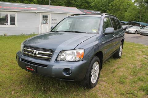 2006 Toyota Highlander Hybrid for sale at Manny's Auto Sales in Winslow NJ