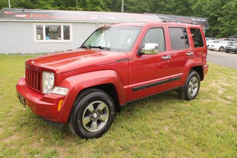 2008 Jeep Liberty for sale at Manny's Auto Sales in Winslow NJ