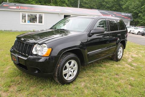 2008 Jeep Grand Cherokee for sale at Manny's Auto Sales in Winslow NJ