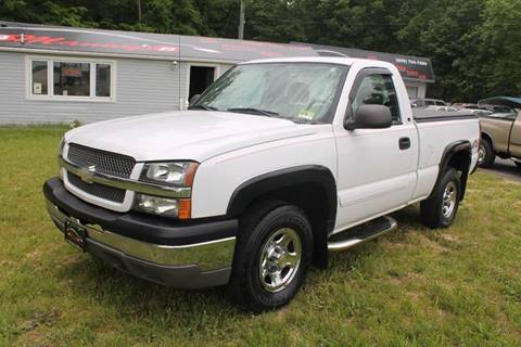 2004 Chevrolet Silverado 1500 for sale at Manny's Auto Sales in Winslow NJ