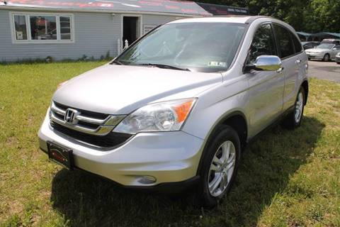 2011 Honda CR-V for sale at Manny's Auto Sales in Winslow NJ