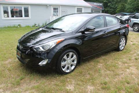 2013 Hyundai Elantra for sale at Manny's Auto Sales in Winslow NJ