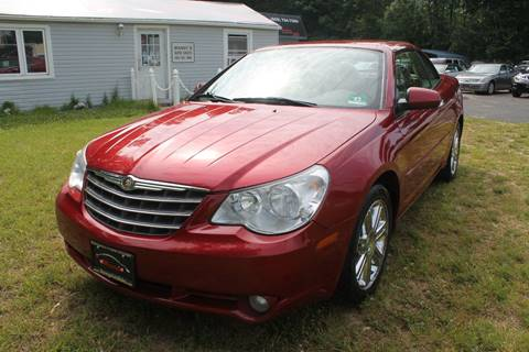 2008 Chrysler Sebring for sale at Manny's Auto Sales in Winslow NJ
