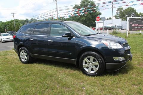 2010 Chevrolet Traverse for sale at Manny's Auto Sales in Winslow NJ