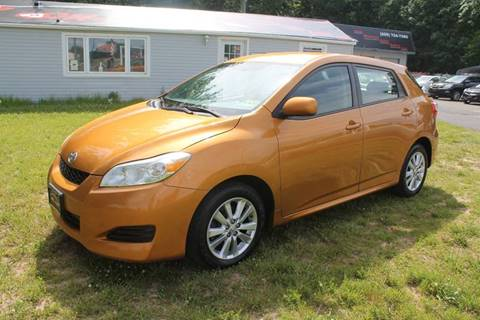 2009 Toyota Matrix for sale at Manny's Auto Sales in Winslow NJ