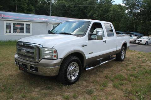 2007 Ford F-250 Super Duty for sale at Manny's Auto Sales in Winslow NJ
