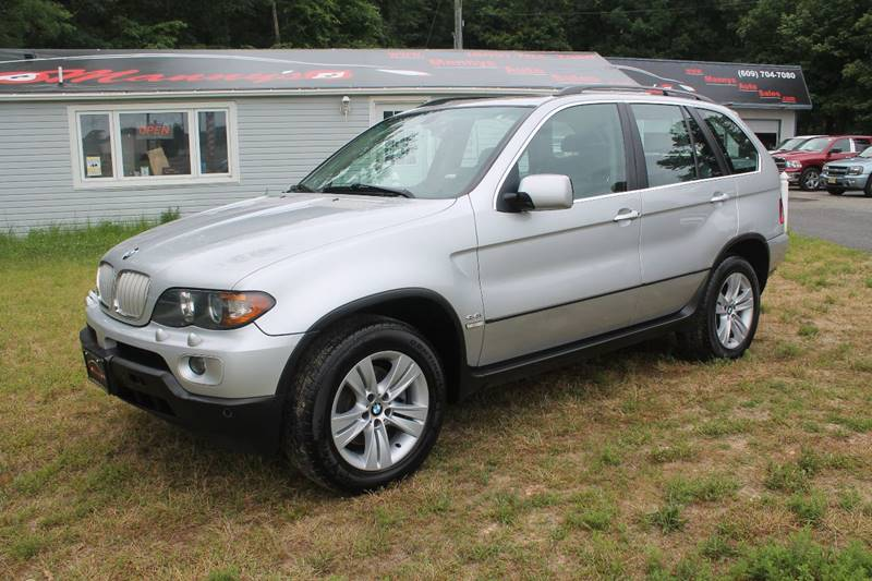 2005 BMW X5 for sale at Manny's Auto Sales in Winslow NJ