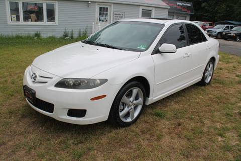 2008 Mazda MAZDA6 for sale at Manny's Auto Sales in Winslow NJ