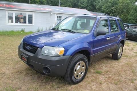 2005 Ford Escape for sale at Manny's Auto Sales in Winslow NJ