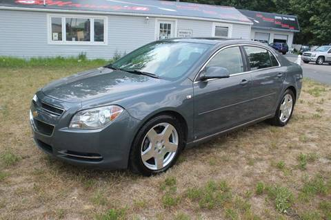 2008 Chevrolet Malibu for sale at Manny's Auto Sales in Winslow NJ