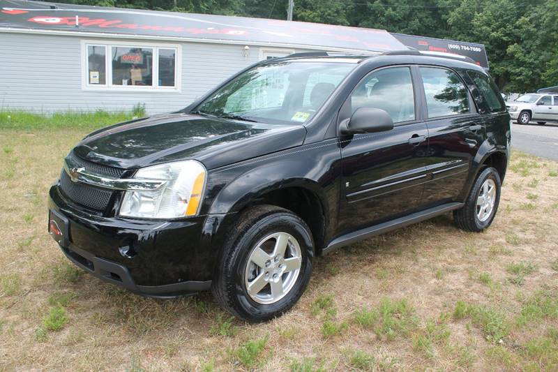 2007 Chevrolet Equinox for sale at Manny's Auto Sales in Winslow NJ