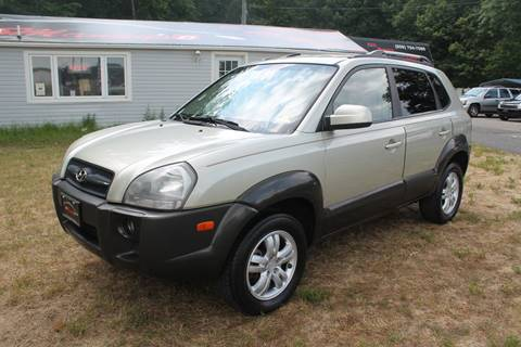 2007 Hyundai Tucson for sale at Manny's Auto Sales in Winslow NJ