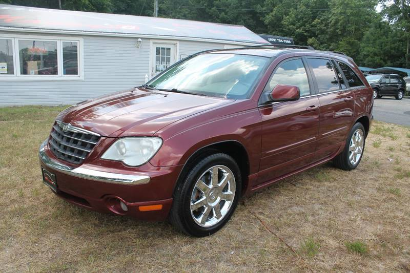 2007 Chrysler Pacifica for sale at Manny's Auto Sales in Winslow NJ