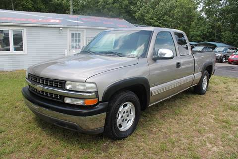 2002 Chevrolet Silverado 1500 for sale at Manny's Auto Sales in Winslow NJ