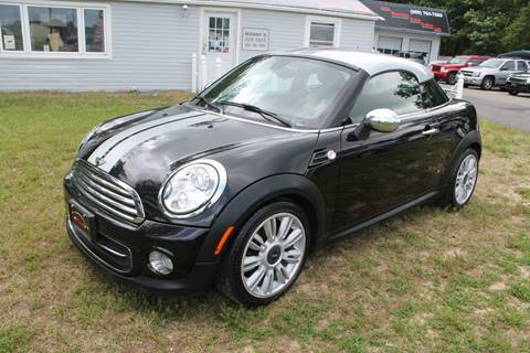 2012 MINI Cooper Coupe for sale at Manny's Auto Sales in Winslow NJ