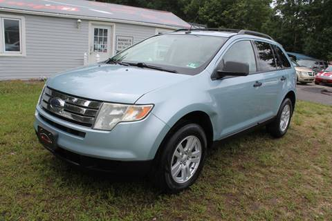 2008 Ford Edge for sale at Manny's Auto Sales in Winslow NJ