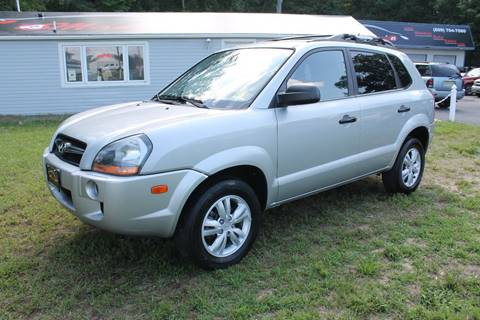 2009 Hyundai Tucson for sale at Manny's Auto Sales in Winslow NJ