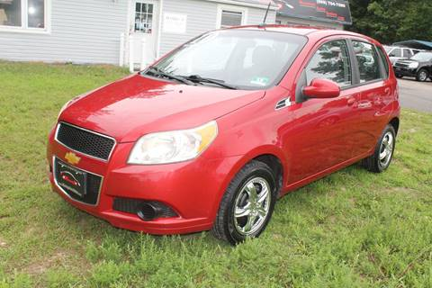 2010 Chevrolet Aveo for sale at Manny's Auto Sales in Winslow NJ