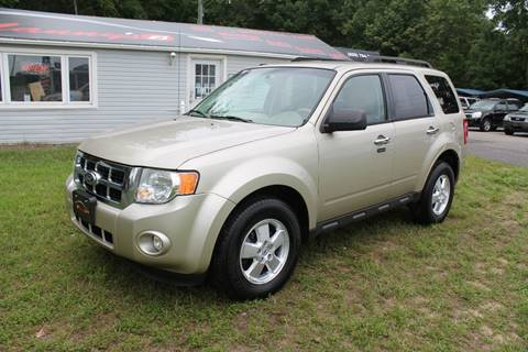 2011 Ford Escape for sale at Manny's Auto Sales in Winslow NJ