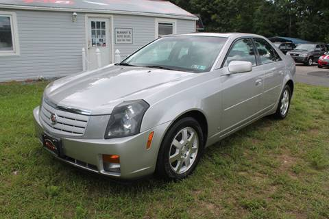 2006 Cadillac CTS for sale at Manny's Auto Sales in Winslow NJ