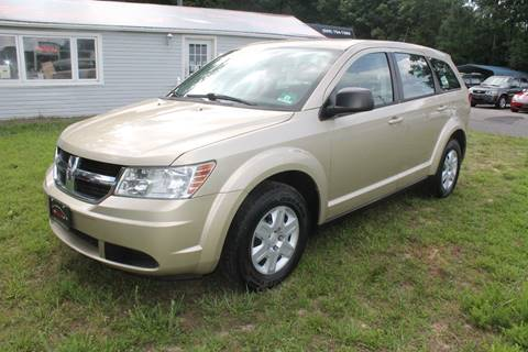 2010 Dodge Journey for sale at Manny's Auto Sales in Winslow NJ
