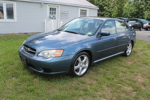 2006 Subaru Legacy for sale at Manny's Auto Sales in Winslow NJ