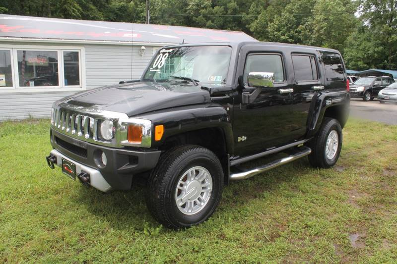 2008 HUMMER H3 for sale at Manny's Auto Sales in Winslow NJ