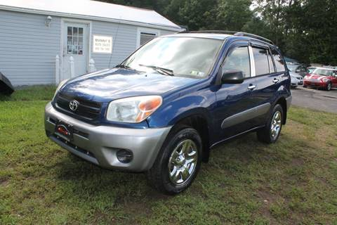 2005 Toyota RAV4 for sale at Manny's Auto Sales in Winslow NJ