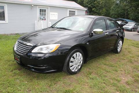 2012 Chrysler 200 for sale at Manny's Auto Sales in Winslow NJ