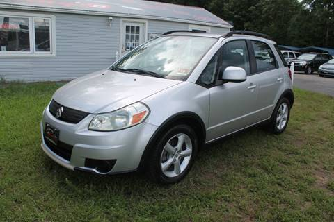 2007 Suzuki SX4 Crossover for sale at Manny's Auto Sales in Winslow NJ