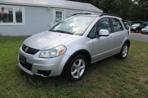 Suzuki SX4 Crossover For Sale in Winslow, NJ - Manny's Auto Sales