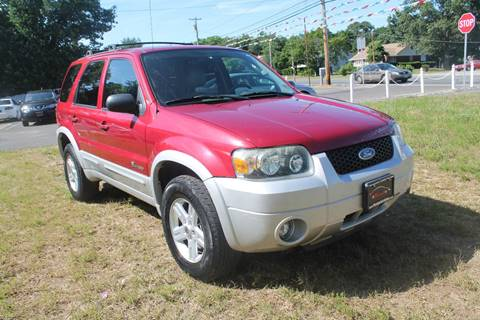 2006 Ford Escape Hybrid for sale at Manny's Auto Sales in Winslow NJ