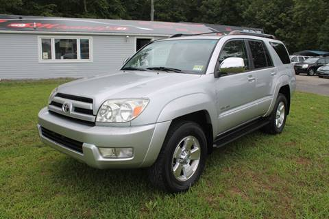 2004 Toyota 4Runner for sale at Manny's Auto Sales in Winslow NJ