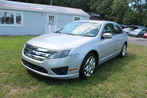 2010 Ford Fusion for sale at Manny's Auto Sales in Winslow NJ