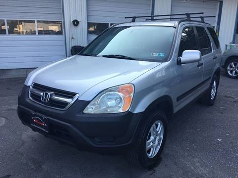 2004 Honda CR-V for sale at Manny's Auto Sales in Winslow NJ