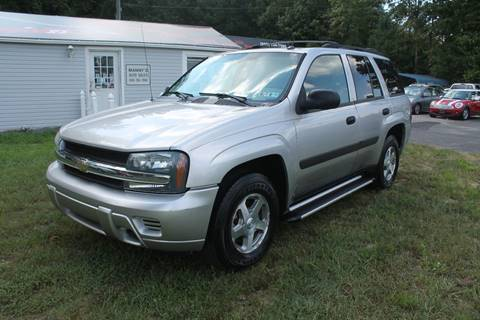 2005 Chevrolet TrailBlazer for sale at Manny's Auto Sales in Winslow NJ