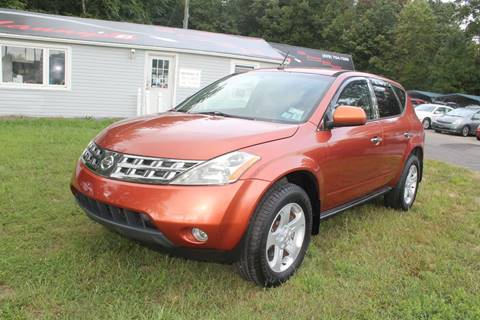2004 Nissan Murano for sale at Manny's Auto Sales in Winslow NJ
