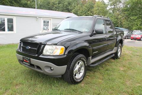 2002 Ford Explorer Sport Trac for sale at Manny's Auto Sales in Winslow NJ