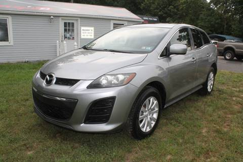 2010 Mazda CX-7 for sale at Manny's Auto Sales in Winslow NJ