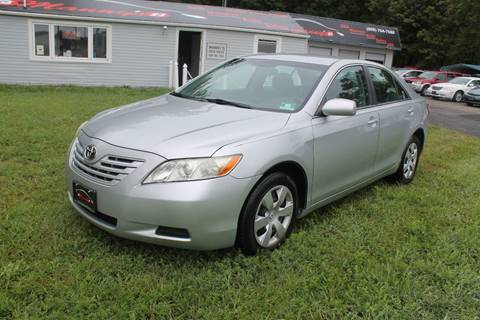 2007 Toyota Camry for sale at Manny's Auto Sales in Winslow NJ