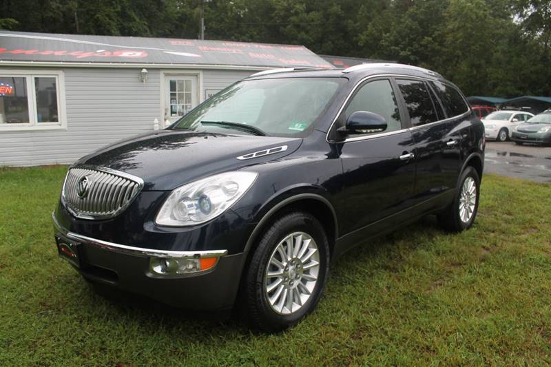 2012 Buick Enclave for sale at Manny's Auto Sales in Winslow NJ