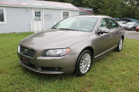 2007 Volvo S80 for sale at Manny's Auto Sales in Winslow NJ