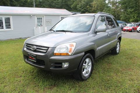 2007 Kia Sportage for sale at Manny's Auto Sales in Winslow NJ
