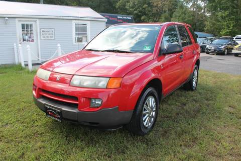 2004 Saturn Vue for sale at Manny's Auto Sales in Winslow NJ