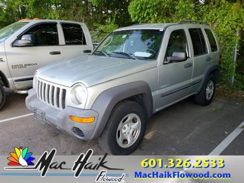 2004 Jeep Liberty for sale in Flowood, MS
