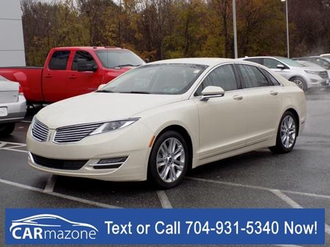2015 Lincoln MKZ for sale in Salisbury, NC