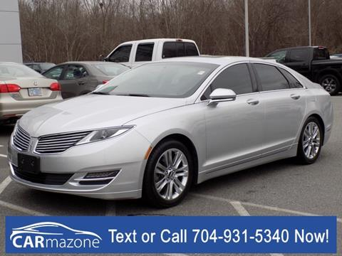 2016 Lincoln MKZ for sale in Salisbury, NC