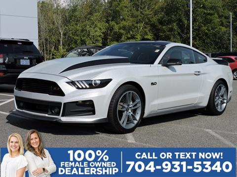 2015 Ford Mustang for sale in Salisbury, NC