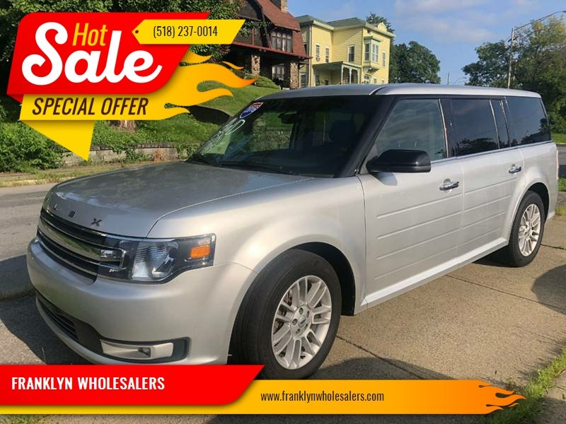 Ford Flex Awd Sel Dr Crossover Cohoes Ny